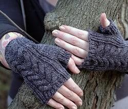Fingerless Gloves/Mitts