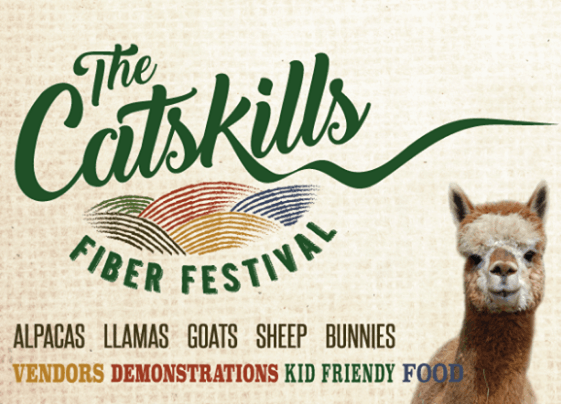 Catskills Fiber Festival · Shirsty Cat Designs